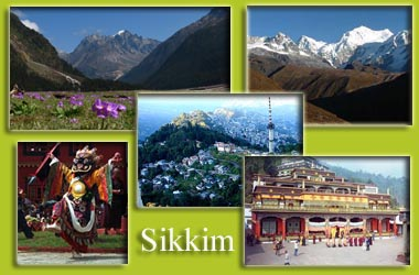 Sight Seeing Sikkim